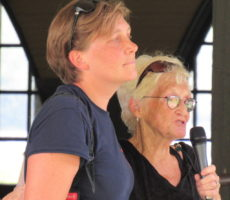 Why a Union? Why a Living Wage? Over 350 People Attend 35th Annual Labor Day Picnic in Ithaca: List of Awards