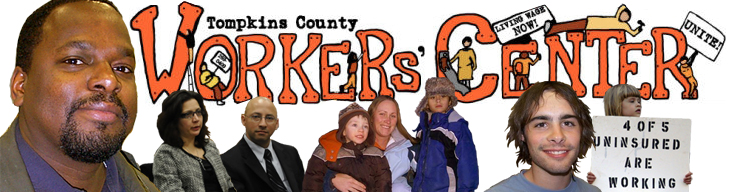 Tompkins County Workers' Center